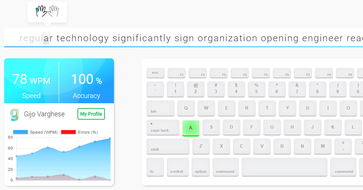 Typing Bolt Your Ai Powered Personal Typing Tutor